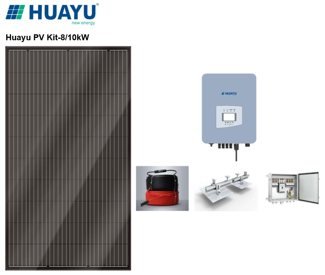 PV Kit-10kW (21-30 panels)
