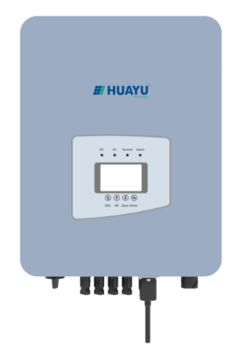 20~25K Three Phase Dual MPPT Inverter